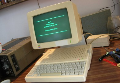 Restoration of Apple ][c