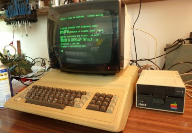 ASEM AM-64 restoration (Apple ][ italian clone)