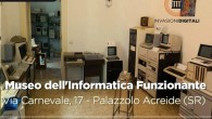 "The ""Museo dell'Informatica Funzionante"" Computer Museum in Palazzolo Acreide (SR), ITALY,  join the national event INVASIONI DIGITALI! Come to INVADE US! Sunday 28 April, 2013, from 10 to 13, 15 to..."