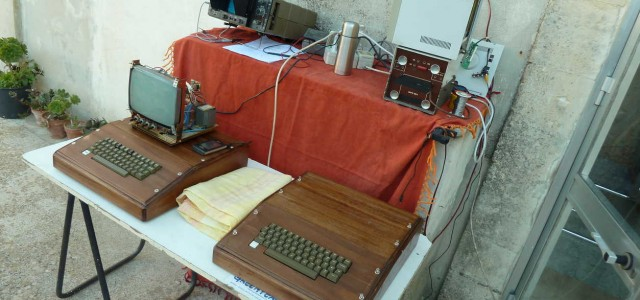 "FRIDAY, Sept. the 13th, at the ""Museo dell'Informatica Funzionante"" Computer Museum, Via Carnevale 17, 96010 Palazzolo Acreide (SR) – ITALY The APPLE 1 marked the start of the era of ""personal […]"